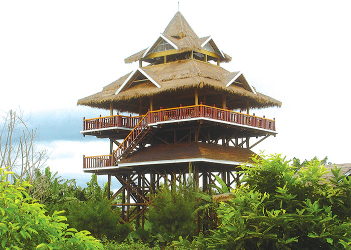 Bird Eye Viewing Tower